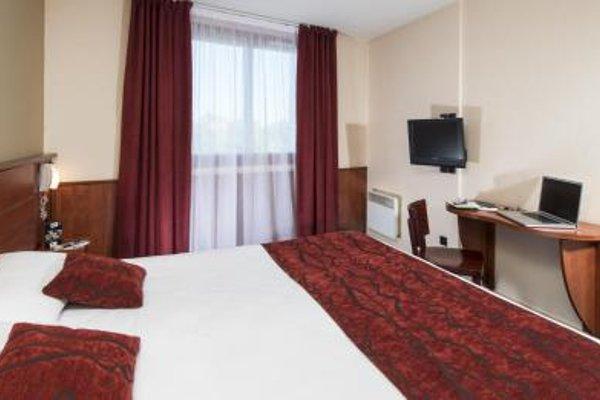 Brit Hotel Nantes La Beaujoire - L'Amandine - 5