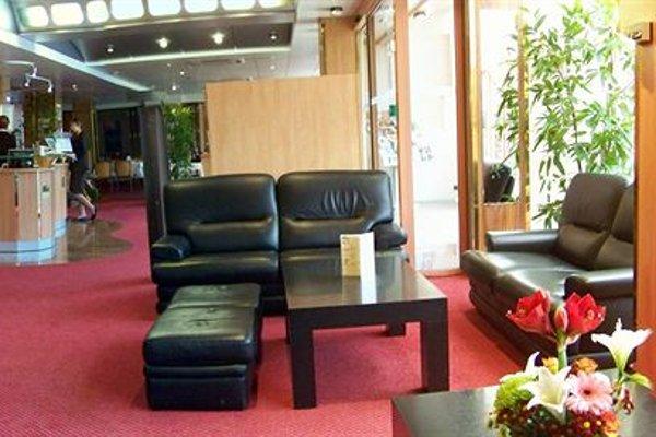 Brit Hotel Nantes La Beaujoire - L'Amandine - 8