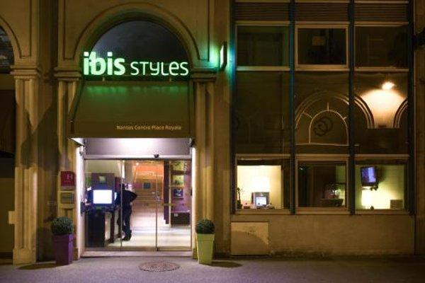 ibis Styles Nantes Centre Place Royale - 19