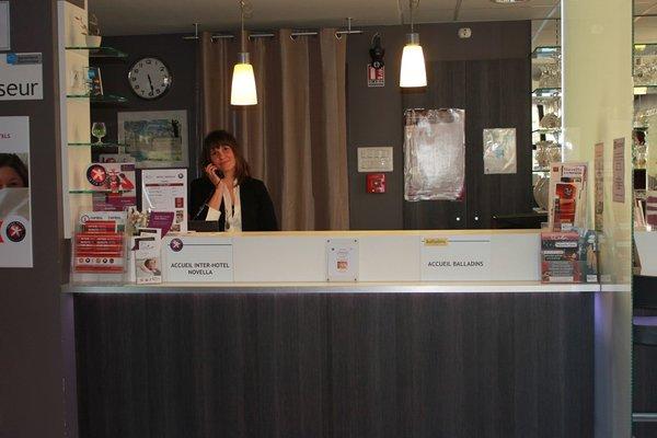 Hotel Le Novella Nantes Centre Gare - фото 19