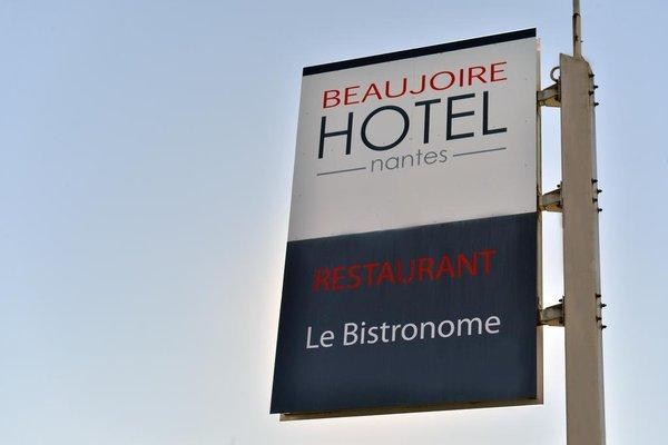 Logis Beaujoire Hotel - 20