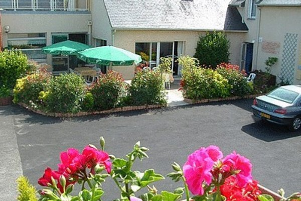 Logis Beaujoire Hotel - 23