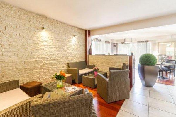 Logis Beaujoire Hotel - 4