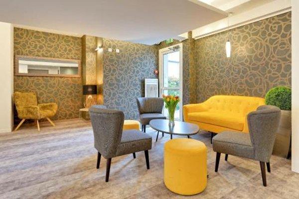 Logis Beaujoire Hotel - 6