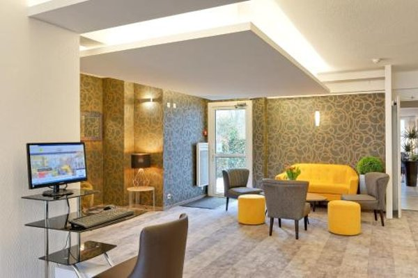 Logis Beaujoire Hotel - 7