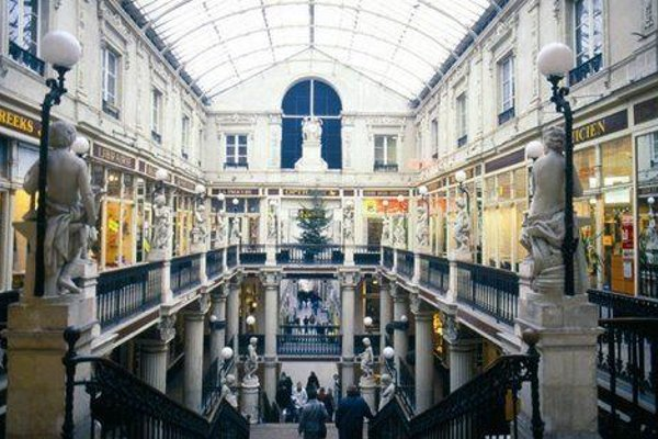 Appart'City Nantes Quais De Loire - фото 19