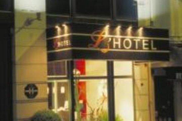 L'Hotel - фото 21