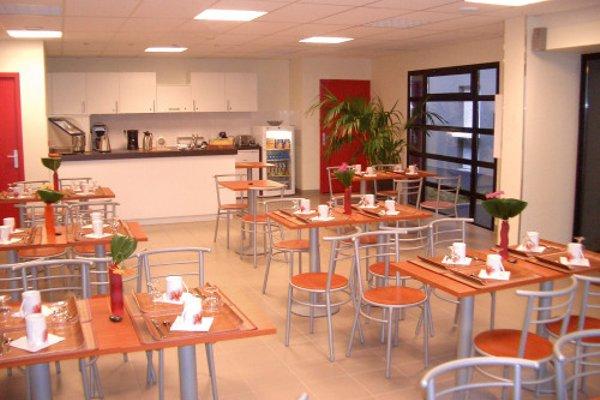Sejours & Affaires Nantes La Beaujoire - 15