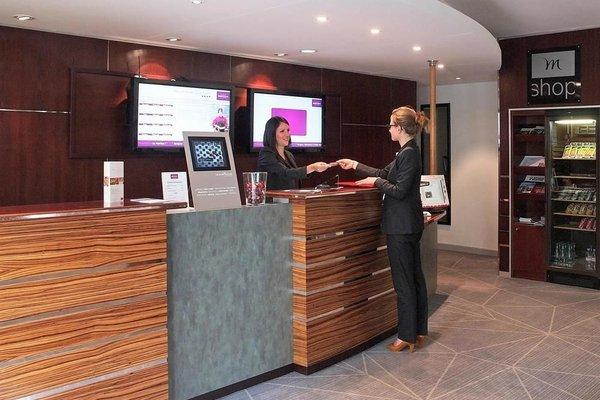 Hotel Mercure Ile de Nantes - 13