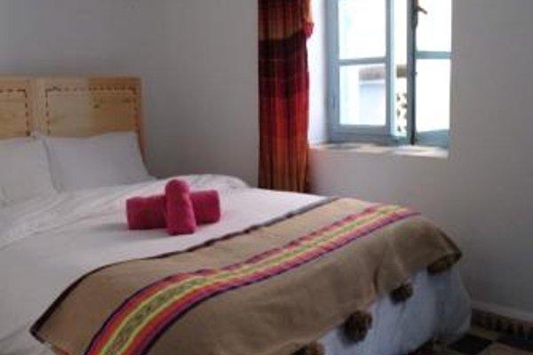 Hotel Al Arboussas - фото 10