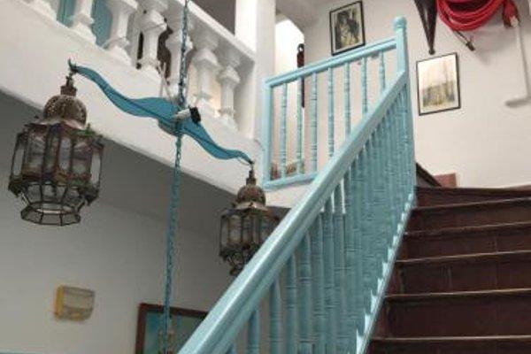 Hotel Al Arboussas - фото 14