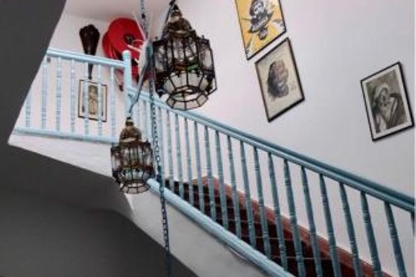 Hotel Al Arboussas - фото 16