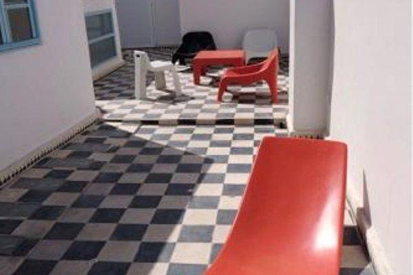 Hotel Al Arboussas - фото 17