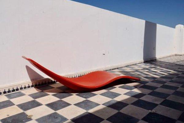 Hotel Al Arboussas - фото 21