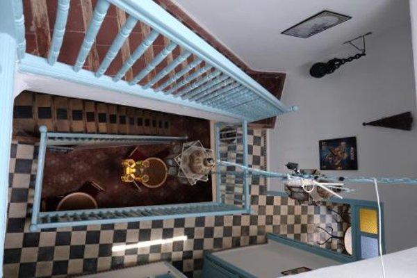 Hotel Al Arboussas - фото 7