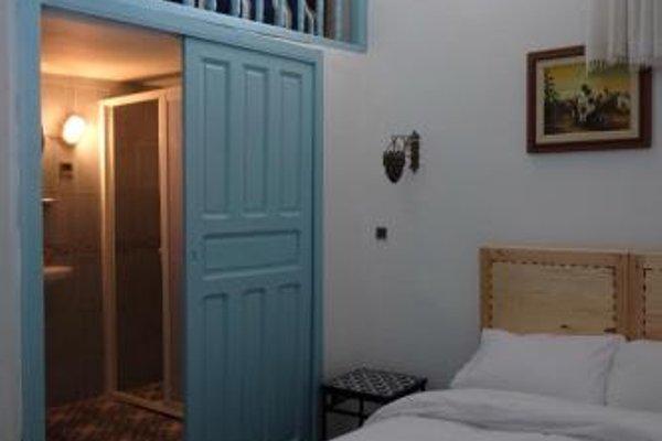 Hotel Al Arboussas - фото 8