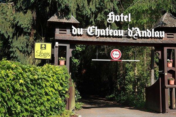 Hotel-Restaurant Du Chateau D'Andlau - фото 14
