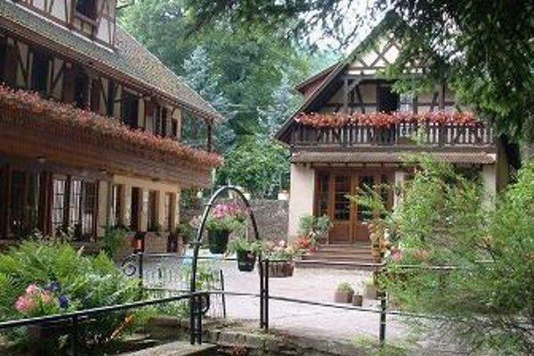 Hotel-Restaurant Du Chateau D'Andlau - фото 16