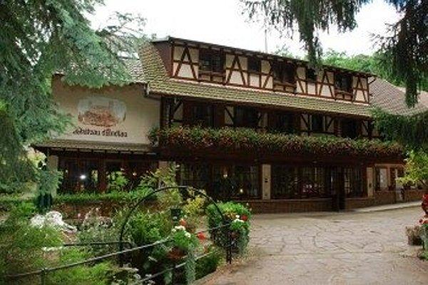 Hotel-Restaurant Du Chateau D'Andlau - фото 20