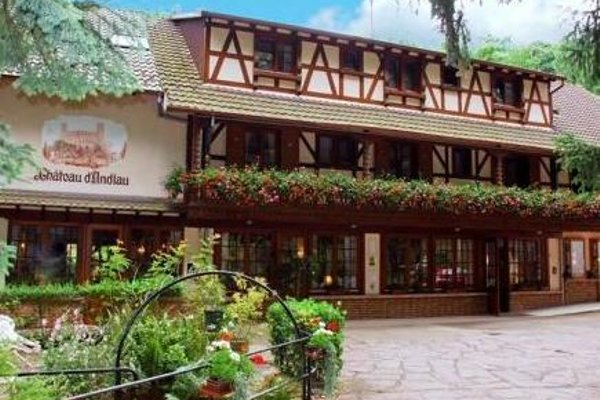 Hotel-Restaurant Du Chateau D'Andlau - фото 21