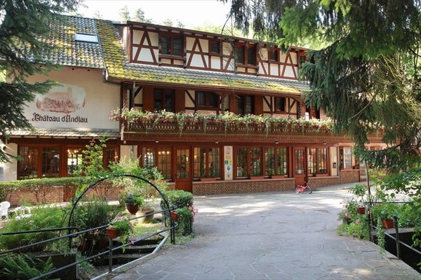 Hotel-Restaurant Du Chateau D'Andlau - фото 22