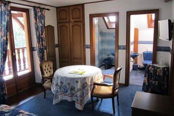 Hotel-Restaurant Du Chateau D'Andlau - фото 3