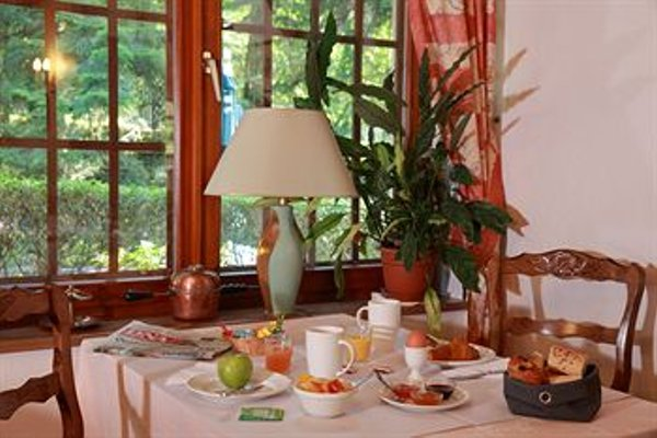Hotel-Restaurant Du Chateau D'Andlau - фото 6