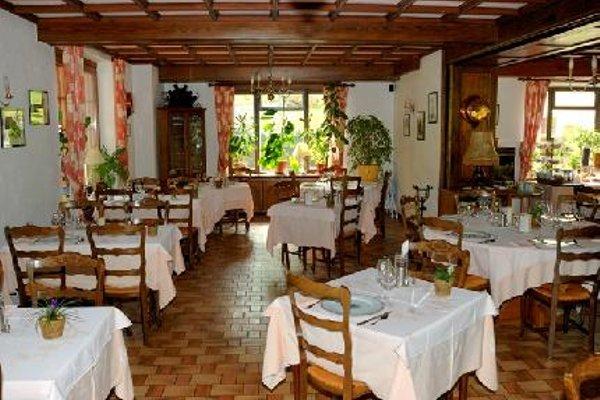 Hotel-Restaurant Du Chateau D'Andlau - фото 9