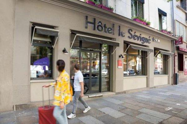 Inter-Hotel Le Sevigne Rennes Centre Gare - 21