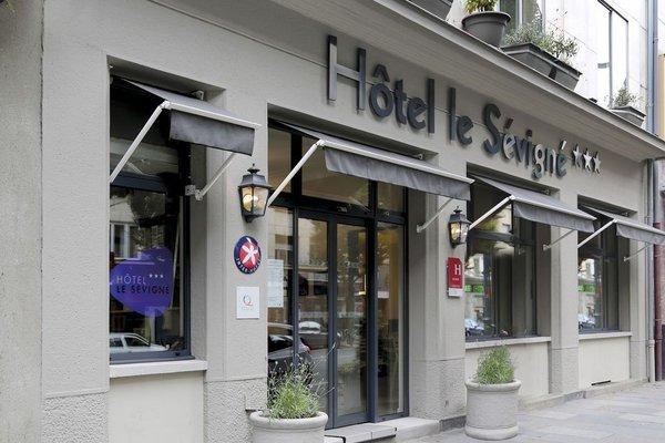 Inter-Hotel Le Sevigne Rennes Centre Gare - 22