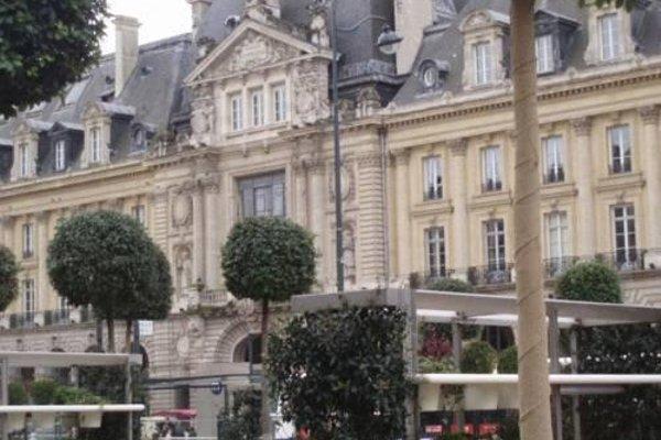 Inter-Hotel Le Sevigne Rennes Centre Gare - 23
