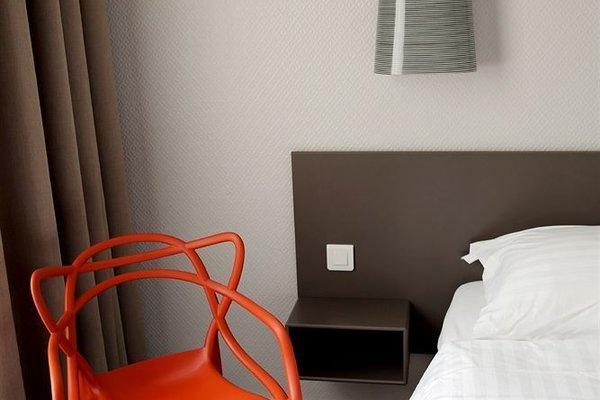 Inter-Hotel Le Sevigne Rennes Centre Gare - 3