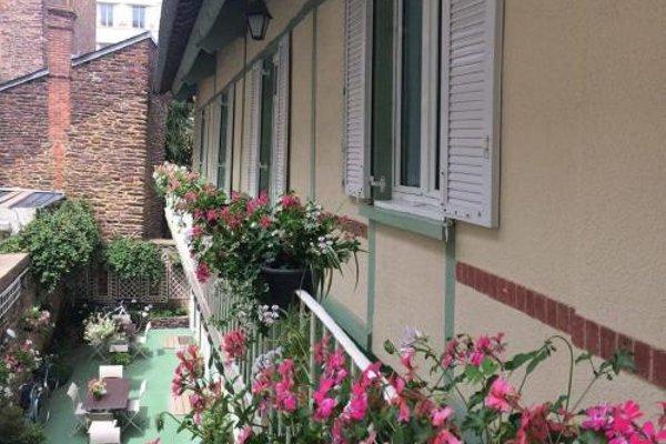Garden Hotel - 21