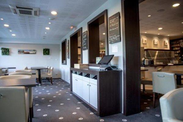 Kyriad Rennes Nord Hotel - фото 16