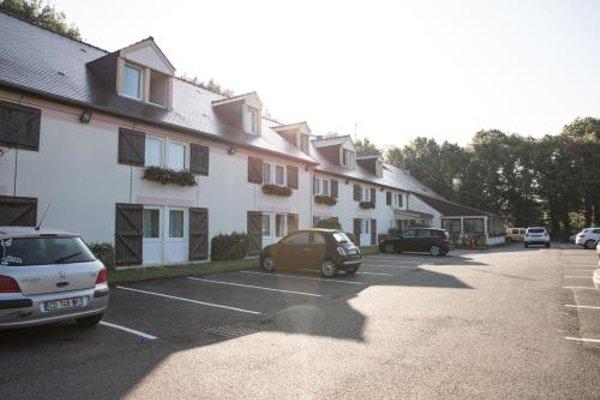 Kyriad Rennes Nord Hotel - фото 22