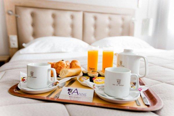 Hotel Anne De Bretagne - фото 4