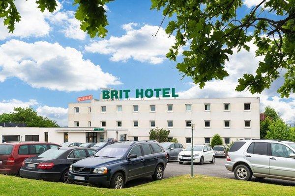 Brit Hotel Rennes Cesson - Le Floreal - 21