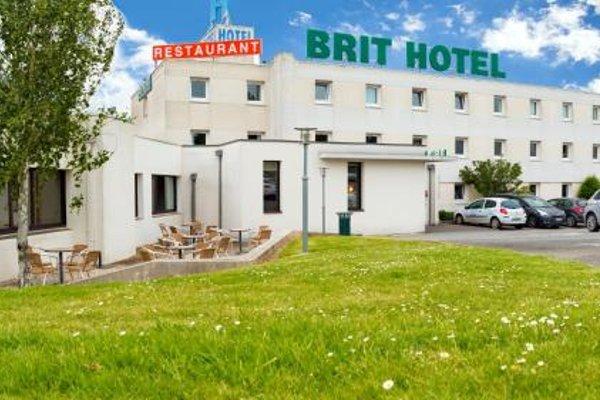 Brit Hotel Rennes Cesson - Le Floreal - 23