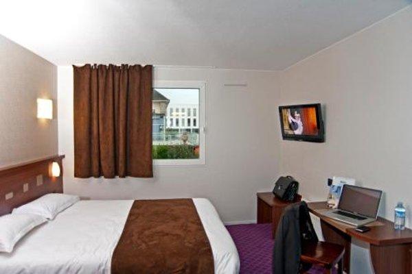 Brit Hotel Rennes Le Castel - 3