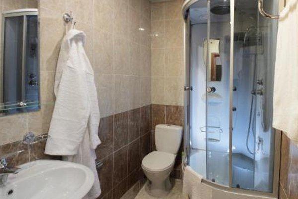 Отель Кристалл - фото 17