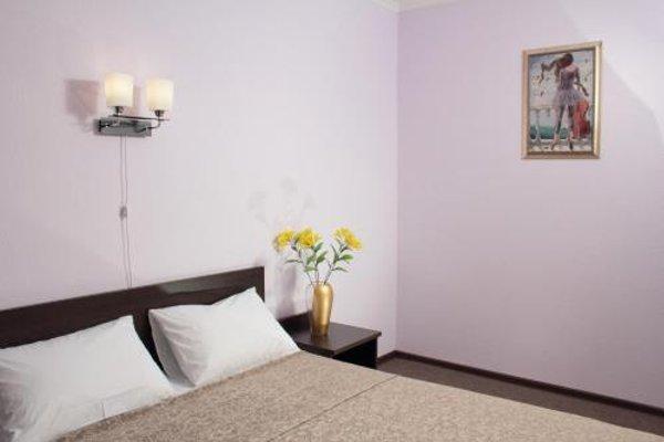 Отель Кристалл - фото 7