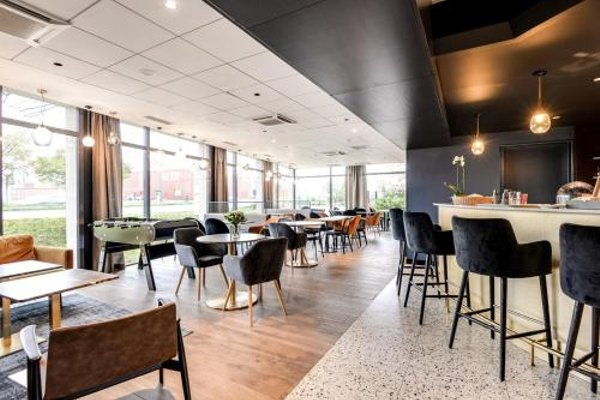 Brit Hotel Du Stade Rennes Ouest - 11