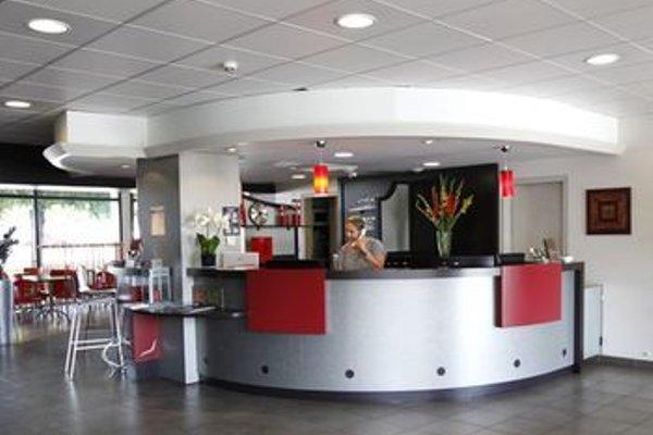 Brit Hotel Du Stade Rennes Ouest - 14