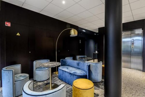 Brit Hotel Du Stade Rennes Ouest - 19