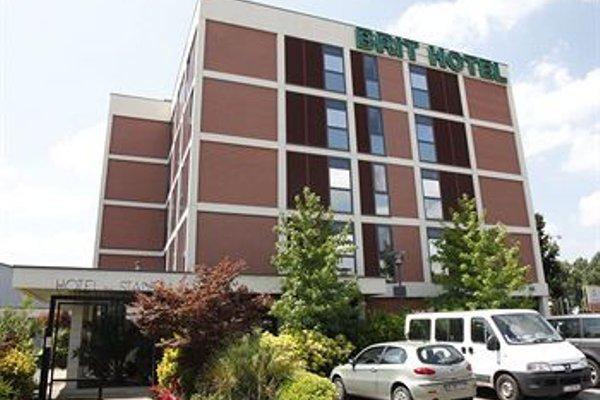 Brit Hotel Du Stade Rennes Ouest - 23