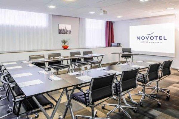 Novotel SPA Rennes Centre Gare - фото 19