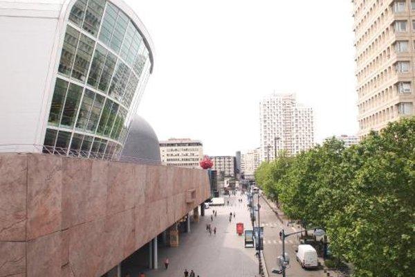 Novotel SPA Rennes Centre Gare - фото 22