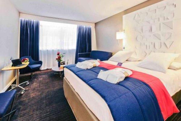 Mercure Rennes Centre Parlement - фото 50