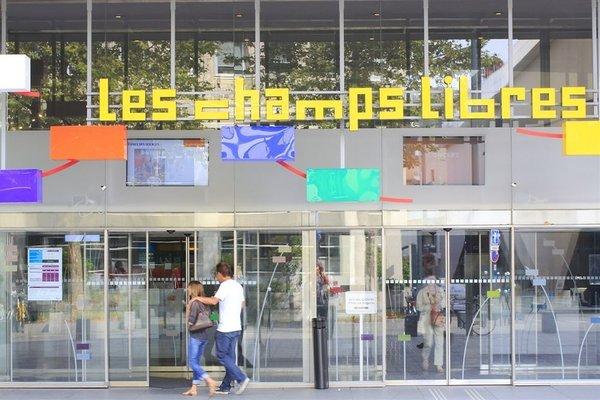 Mercure Rennes Centre Gare - фото 21