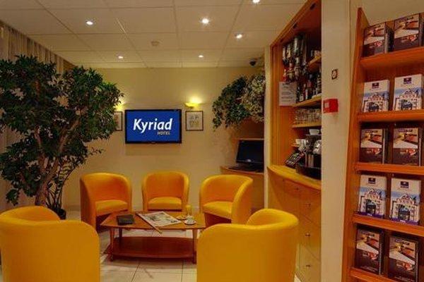 Hotel Kyriad Rennes - 14